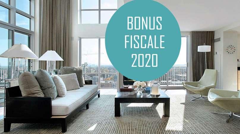 Bonus fiscale 2020